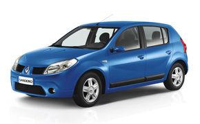 Renault va produce Sandero in Rusia