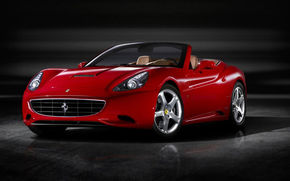 Record de vizitatori pentru site-ul Ferrari GT California