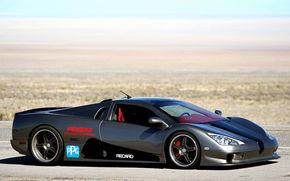 Nou record mondial de viteza pentru modele de serie!