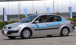 Primul Renault Megane electric debuteaza in Israel
