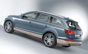 Audi Q7 Hibrid se lanseaza la sfarsitul anului