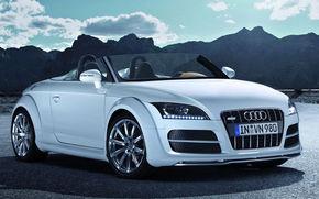 Premiera mondiala: Audi TT Clubsport Quattro