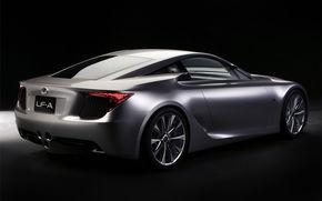 Supercarul Lexus LF-A va costa 225.000 $