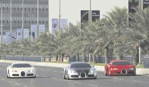 Top Gear cere un Bugatti Veyron si primeste trei