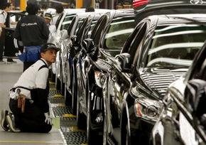 Toyota isi va plati angajatii pentru ore suplimentare
