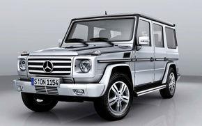 Facelift pentru Mercedes G-Klasse