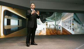 Nou: Centru de Design Renault la Bucuresti