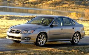 Subaru va lansa a cincea generatie Legacy