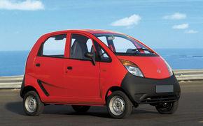 Tata vrea airbag de 10 dolari pentru Nano