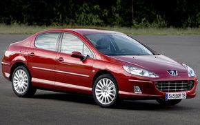 Facelift minor pentru Peugeot 407