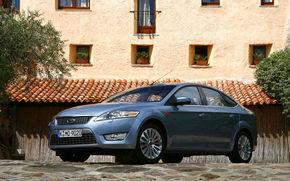 Ford Mondeo: viitorul suna a coupe cu 4 usi