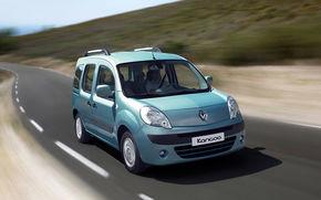 Renault Kangoo, de la 11.305 euro cu TVA