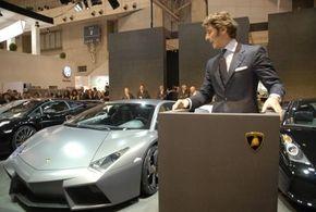 Lamborghini nu renunta la motoarele V10 si V12