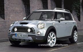 Mini SUV va debuta la Salonul de la Paris