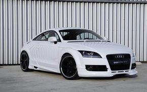 PPI se ocupa de look-ul lui Audi TT