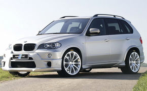 Tratamentul Hartge pentru BMW X5