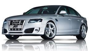 Abt prezinta o noua grila pentru modelele Audi