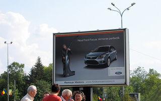 Cat costa promovarea unui brand auto in Romania