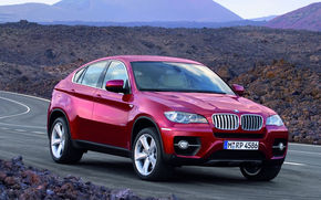 Noul BMW X6 se lanseaza in Romania sambata
