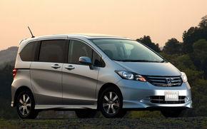 Honda Freed, minivan bazat pe Jazz