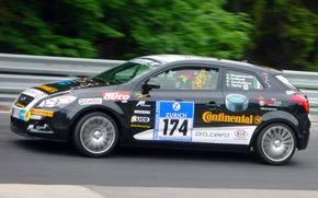 Final fericit pentru Kia pro_cee'd la Nurburgring