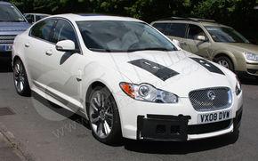 Jaguar pregateste XF-R de 500 CP