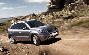 Automarket a testat Koleos, primul SUV Renault