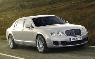 Premiera: Bentley Flying Spur Speed