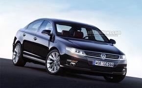 Urmatoarea generatie VW Passat, primele detalii