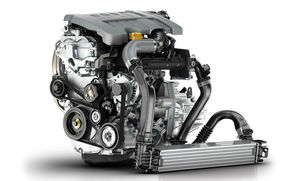 Premiera: Un nou motor Renault - 1.4 turbo de 130 cai