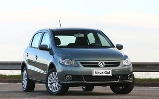 Noul Volkswagen Gol, pentru pietele emergente