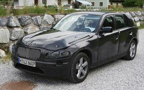 Fotospion: Iata cum va arata viitorul BMW X1!
