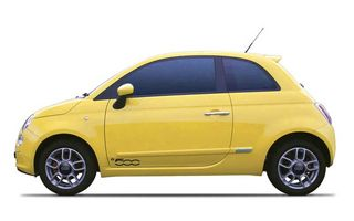Premiera la Londra: Fiat 500 electric