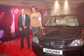 Logan Edge, versiune de lux pentru India