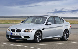 OFICIAL: BMW a lansat M3 Sedan Facelift