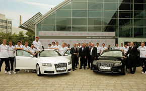 Bayern Munchen si Audi, brat la brat in 2008-2009