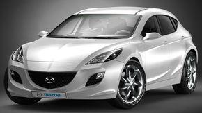 Noua Mazda3 debuteaza in noiembrie la Los Angeles
