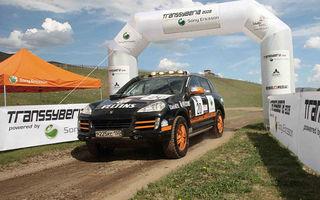 Porsche: Victorie sextupla la Transsyberia Rally