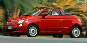 Magna Steyr va produce Fiat 500 Cabrio