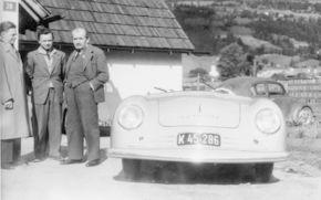 Primul Porsche va fi expus in 14 august in California