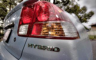Honda lanseaza un rival pentru Prius in aprilie
