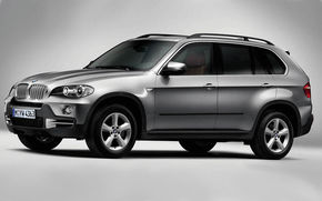 BMW X5 Security: (aproape) indestructibil