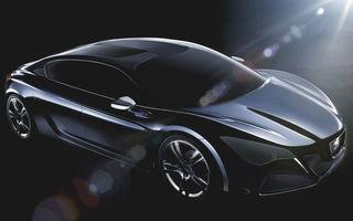 Peugeot pregateste un super concept pentru Paris