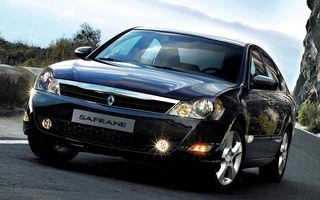 Premiera: Renault Safrane renaste in Asia