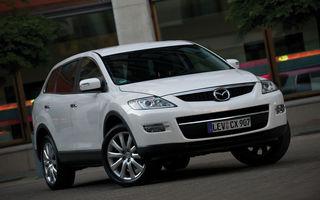 Mazda CX-9 debuteaza la Salonul de la Moscova