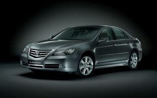 Oficial: Honda Legend facelift