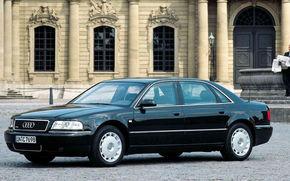 Recall de 13.900 unitati la Audi A8