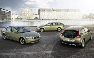 Volvo va prezenta gama DRIVe la Paris