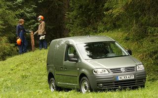 Premiera: Volkswagen a dezvaluit Caddy 4Motion