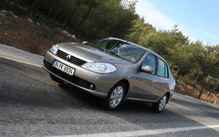 PREMIERA: Automarket a testat noul Renault Symbol!